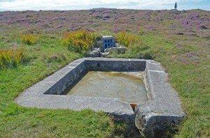 Fontaine et lavoir de Porzh gueguen