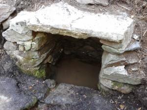 La fontaine de Porsguen